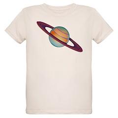 Planet Saturn T-Shirt