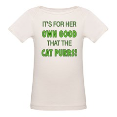 Why the Cat Purrs Tee