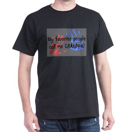 For Grandpa Dark T-Shirt