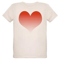 Faded Heart T-Shirt