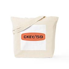 CKEY Toronto 1964 -  Tote Bag