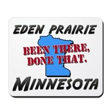 eden prairie minnesota - been there, done that Mou
