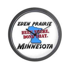 eden prairie minnesota - been there, done that Wal