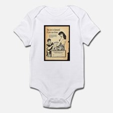 """Can You Draw?"" Infant Bodysuit"