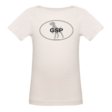GS Pointer Organic Baby T-Shirt