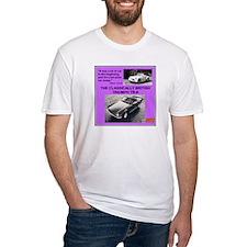 """""""1973 Triumph TR6 Ad"""" Shirt"""