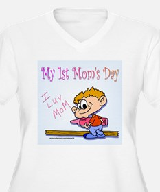My 1st Mom's Day T-Shirt