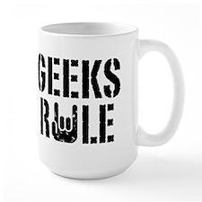 Geeks Rule Mug