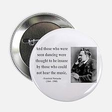 """Nietzsche 38 2.25"""" Button"""