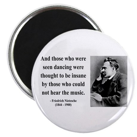 Nietzsche 38 Magnet