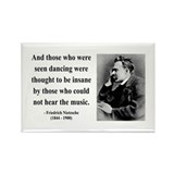 Music quote Stickers & Flair