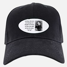 Nietzsche 38 Baseball Hat