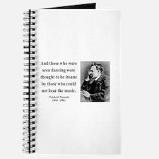 Nietzsche 38 Journal