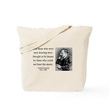 Nietzsche 38 Tote Bag