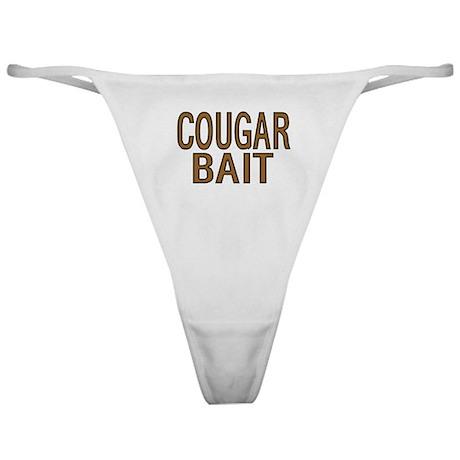 Cougar Classic Thong