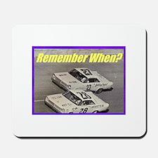 """Vintage Stocks"" Mousepad"