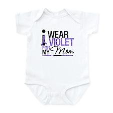 Hodgkin's Disease Mom Infant Bodysuit