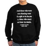 Nietzsche 38 Sweatshirt (dark)