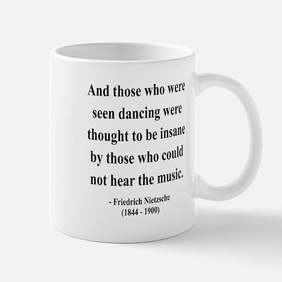 Nietzsche 38 Mug