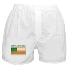 Irish-American Flag Boxer Shorts