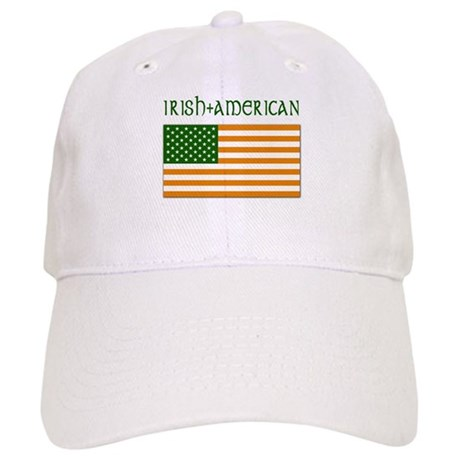 Irish-American Flag Cap