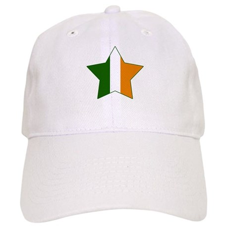 Irish-American Flag Star Cap