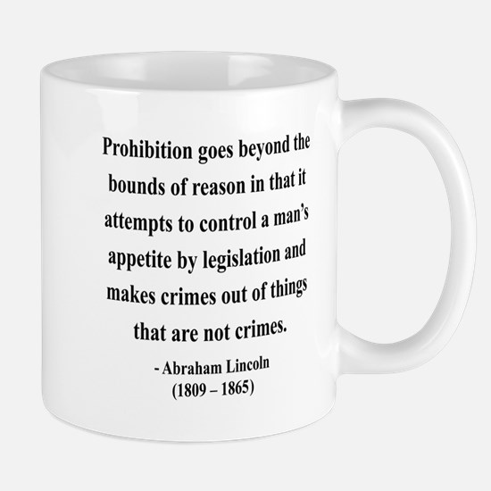 Abraham Lincoln 35 Mug