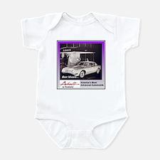 """1962 Avanti Ad"" Infant Bodysuit"