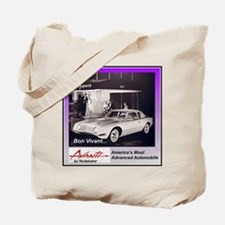 """1962 Avanti Ad"" Tote Bag"