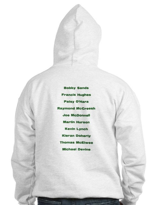 Maze Hunger Strike 25th Anniv Hoodie Sweatshirt