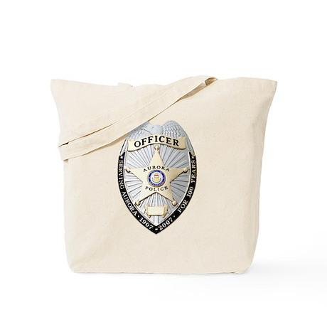 Aurora Police Tote Bag