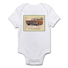 """1959 Olds Ad"" Infant Bodysuit"