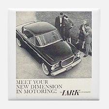"""""""1959 Studebaker Lark"""" Tile Coaster"""