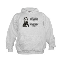 Henry David Thoreau 38 Hoodie