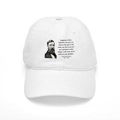 Henry David Thoreau 38 Baseball Cap