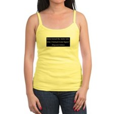 pcornquote Tank Top