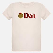 Olive (I Love) Dan T-Shirt
