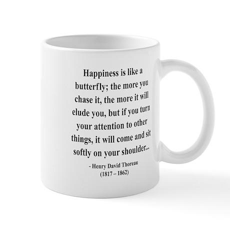Henry David Thoreau 38 Mug