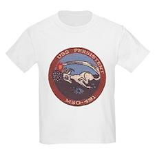 USS PERSISTENT Kids T-Shirt