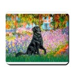 Flat Coated Retriever 2 Mousepad