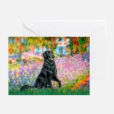 Flat Coated Retriever 2 Greeting Cards (Pk of 10)