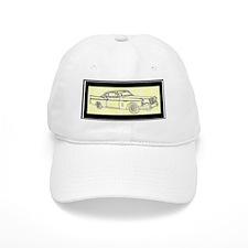 """""""1956 Packard Hawk?"""" Baseball Cap"""