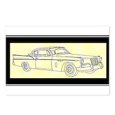 """""""1956 Packard Hawk?"""" Postcards (Package of 8)"""