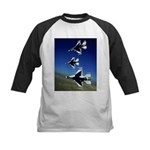 18 Inches Separation Kids Baseball Jersey
