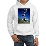 18 Inches Separation Hooded Sweatshirt