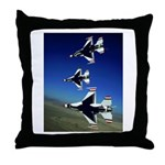 18 Inches Separation Throw Pillow