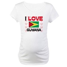 I Love Guyana Shirt
