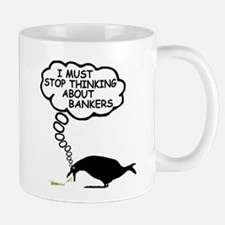 Anti bankers Mug