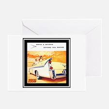 """1956 DeSoto Ad"" Greeting Cards (Pk of 10)"