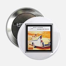 """""""1956 DeSoto Ad"""" 2.25"""" Button"""